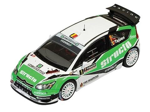 Voiture Rallye Citroen 1 43 - Ixo - Ram508 - Véhicule Miniature -