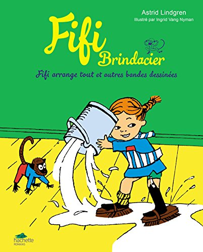 FIFI - BD 2 - Fifi arrange tout et autres bandes dessinées