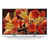 Sony Bravia 123.2 cm (49 Inches) 4K UHD LED Smart TV KD-49X8500F (Black) (2018 model)
