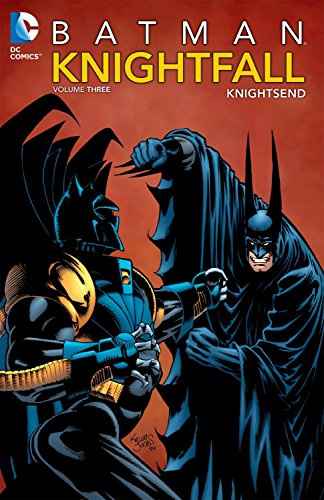 Batman Knightfall TP New Ed Vol 03 Knightsend by Tony Harris (Artist), JH Williams (Artist), Dennis Oniell (7-Sep-2012) Paperback