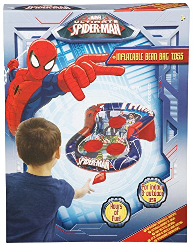 Unbekannt SAMBRO spmu-3065Ultimate Spiderman Toss aufblasbar Sitzsack