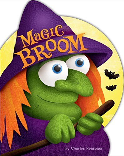 Magic Broom (Charles Reasoner Halloween Books) (English Edition)