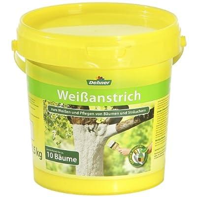 Dehner Weißanstrich, 1.5 kg, für ca. 10 Bäume von Dehner bei Du und dein Garten