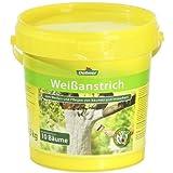 Dehner Weißanstrich, 1.5 kg, für ca. 10 Bäume