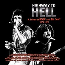 Highway to Hell: a Tribute to Bon Scott & Ac/Dc 19