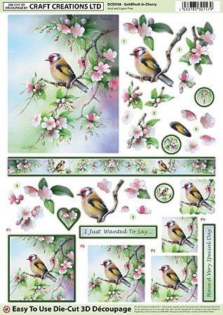 craft-creations-die-cut-3d-decoupage-dcd558-goldfinch-in-cherry-a4-210x297mm-step-by-step-layout
