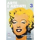 Arte e artisti. Con espansione online. Per le Scuole superiori: 3
