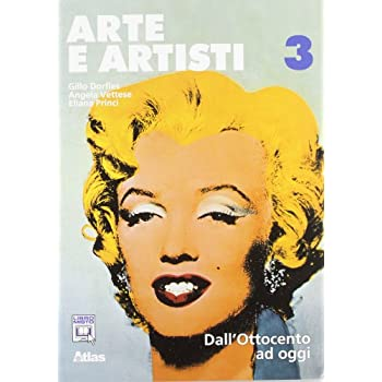 Arte E Artisti. Per Le Scuole Superiori. Con Espansione Online: 3