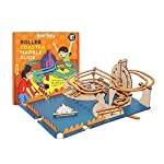 Smartivity Roller Coaster Marble Slide for 8+ Years Boys and Girls, STEM, Learning, Educational and Construction Activity...