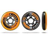 K2 84 MM WHEEL 8 PACK/ILQ 7, ALUM SP