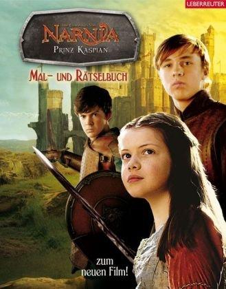 Prinz Kaspian - Mal- und Rätselbuch