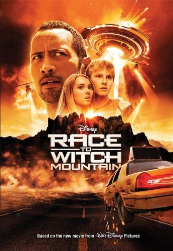 Race to Witch Mountain: The Junior Novel (Junior Novelization) by James Ponti (27-Jan-2009) Paperback Race To Witch Mountain