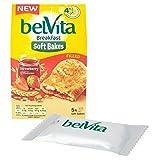 Belvita Soft Filled Strawberry 5 x 40g
