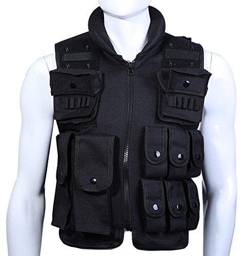 SaySure - 600D Nylon Protective Equipment Tactical Vest Cool Men