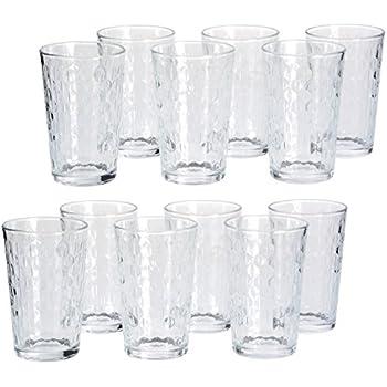 Duralex Empilable stapelbare Saft Wassergläser Trinkgläser Set 160ml x6