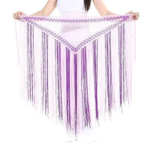 �m Zubehör Gürtel Wrap Hip Rock Schal (Exotische Gypsy Kostüm)