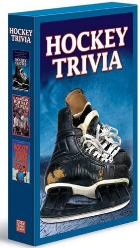 Hockey Trivia Box Set: Hockey Joke Book, Hockey Quotes, Canadian Hockey Trivia por J. Alexander Poulton