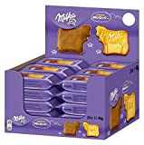 Milka Choco Moo - Kekse mit zarter Alpenvollmilch Schokolade - Thekendisplay - 24 x 40g