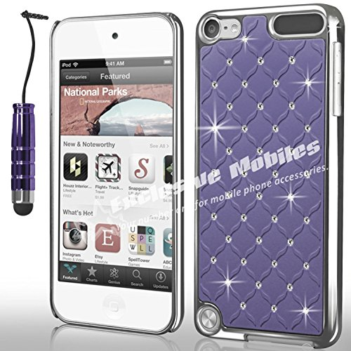 mobileconnect4u-diamante-apple-ipod-touch-5th-generation-5th-gen-5g-diamond-bling-luxury-chrome-rhin