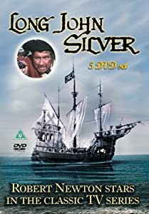 Long John Silver 5 DVD Set (TV Series)