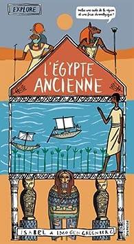 Explore l'Egypte ancienne par Imogen Greenberg
