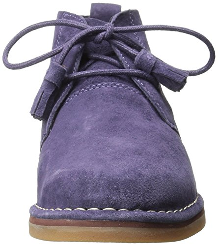 Hush Puppies Cyra Catelyn, Bottes femme Purple Suede