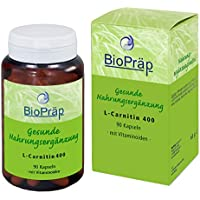 Preisvergleich für BioPräp L-Carnitin Kapseln 90St.