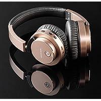 Vivanco HIGHQ Audio - Auriculares (Inalámbrico y alámbrico, Diadema, Binaural, Circumaural,