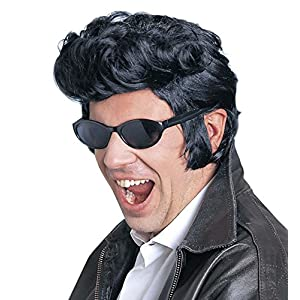 Elvis Wig for Hair Accessory Fancy Dress