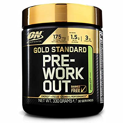 Gold Standard Pre-Workout 30 servings by Optimum Nutrition
