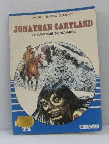JONATHAN CARTLAND Le fantôme de Wah-Kee par Harlé Laurence