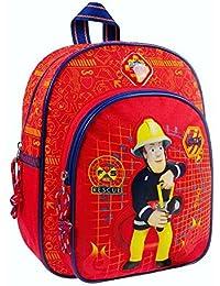 Sam El Bombero - Fireman Sam - Niños Mochila - To the Rescue 24 x 30