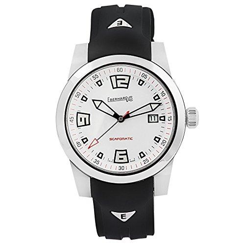Eberhard & Co. Scafomatic pour homme automatique Swiss Made montre 42mm 41026.1CA BR