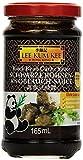 Lee Kum Kee Schwarze Bohnen Knoblauch Sauce, 165 ml