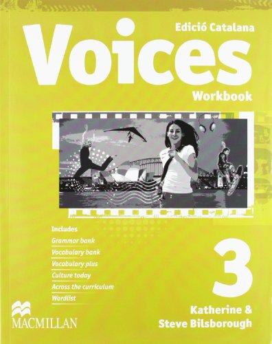 VOICES 3 Wb Pk Cat - 9780230034198