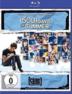500 Days of Summer - Cine Project [Blu-ray]