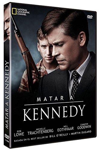 matar-a-kennedy-killing-kennedy-2013-dvd