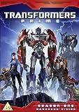Transformers Prime - Season 1 Part 1 (Darkness Rising) [DVD]