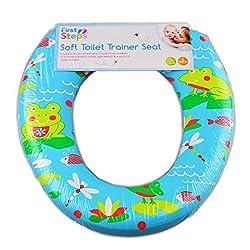 Soft Toilet Seat acolchada...