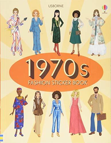 1970s Fashion Sticker Book (Sticker Books)