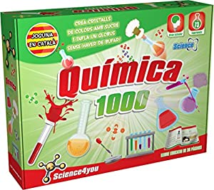 Science4you-Química 1000, edición en catalán (481142)