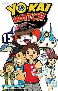 Yo-Kai Watch Edition simple Tome 15