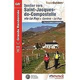Sentier vers Saint-Jacques-de-Compostelle via Le Puy-en-Velay > Genève-Le Puy