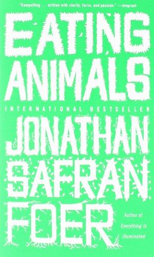Buchseite und Rezensionen zu 'Eating Animals' von Jonathan Safran Foer