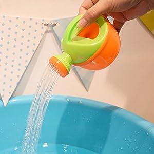 Vektenxi Premium-Qualität Gießkanne Badespielzeug, Baby Beach Play Wasser Sand Werkzeug Spielzeug
