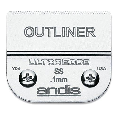 Andis 64160 - Juego cuchillas Andis Ultra Edge Blade