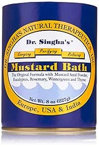 Mustard Bath, 8 oz (227 g)