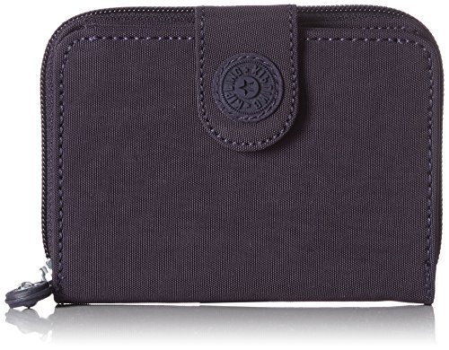 Kipling - New Money, Carteras Mujer, Violett (Blue Purple C), 9.5x12.5x0.1 cm...