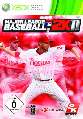 Major League Baseball 2K11 - 360 Xbox Baseball-spiele,