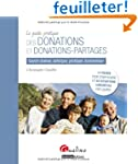 Le guide pratique des donations et do...